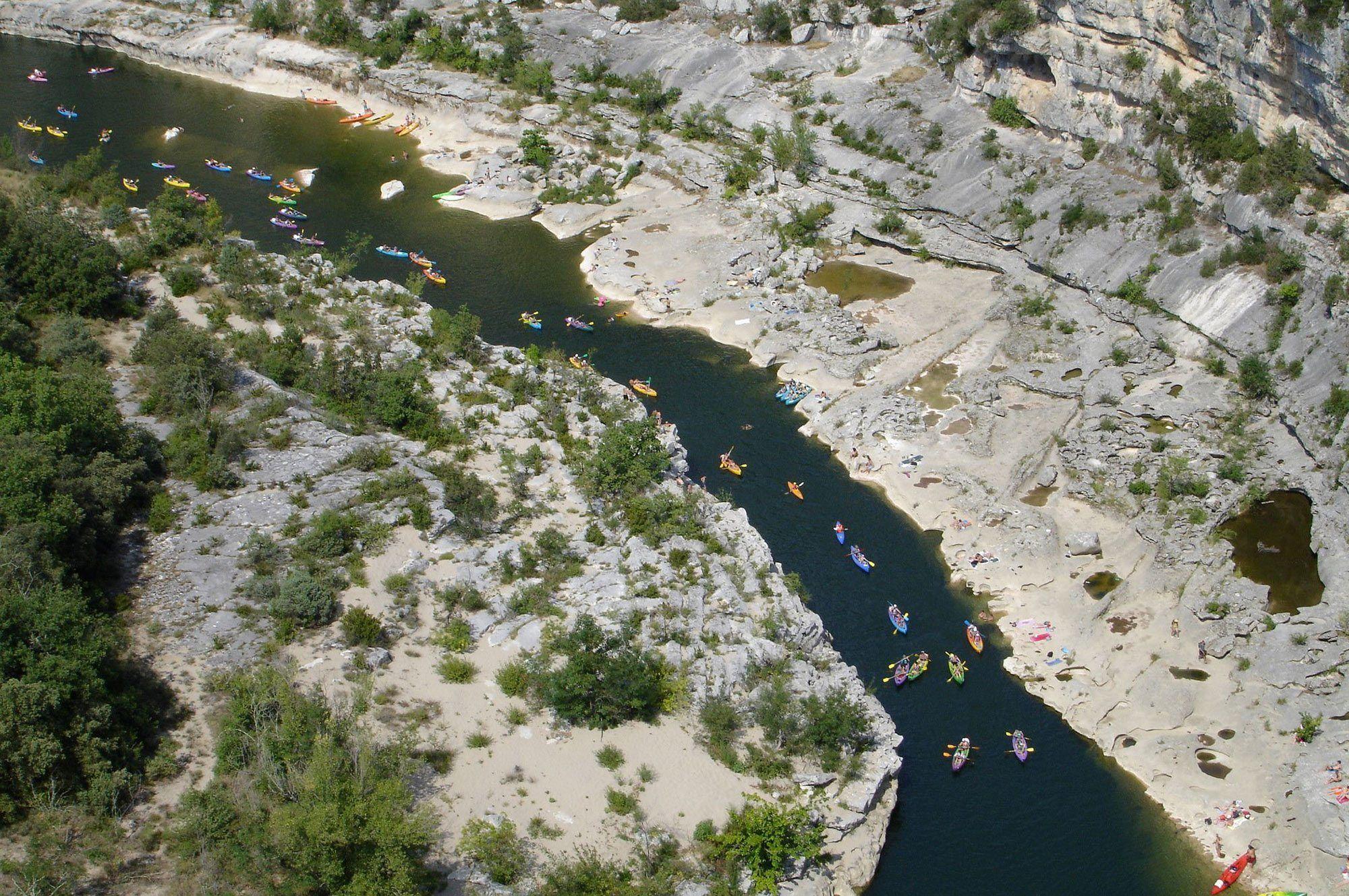 Camping en Ardèche Ranc Davaine