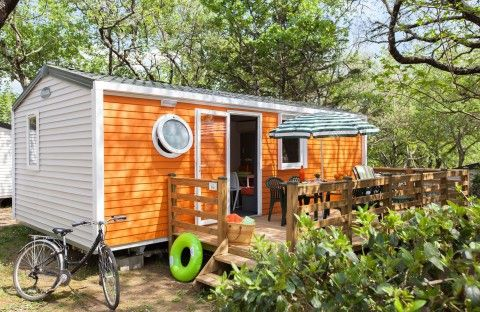 Location mobil home Ardeche